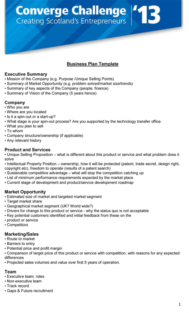 How to Create an Executive Summary With Sample Slides